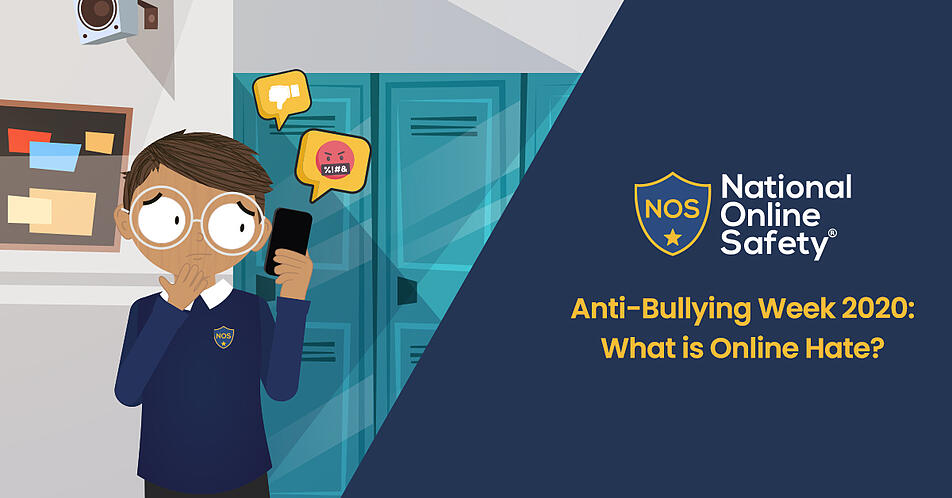 Anti Bullying Week_Online Hate_Blog Post _ National Online Safety