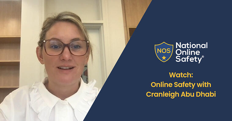 Cranleigh Abu Dhabi_National Online Safety
