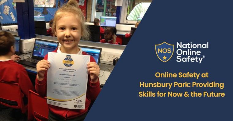 Online Safety at Hunsbury Park _ National Online Safety