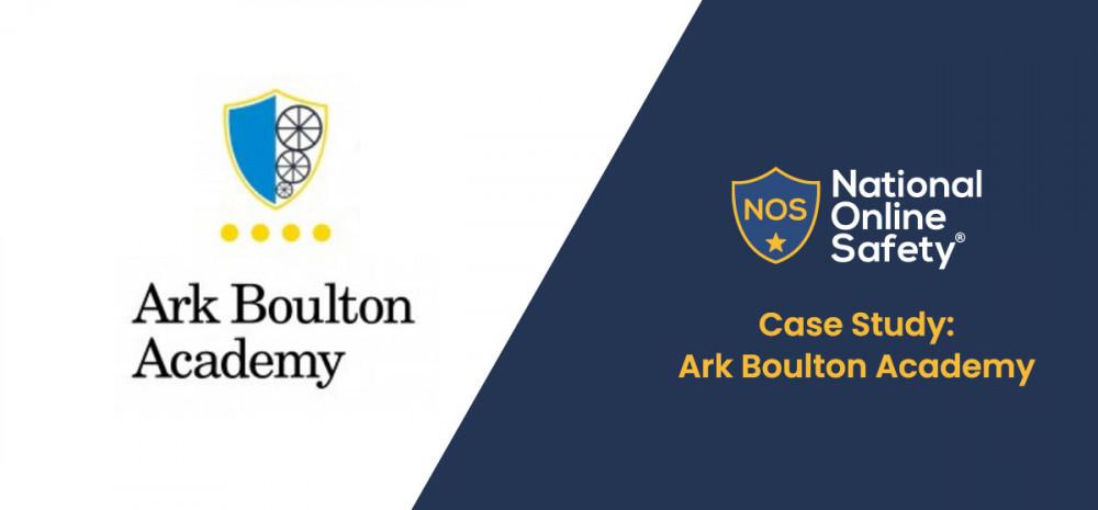 Case Study: Ark Boulton Academy