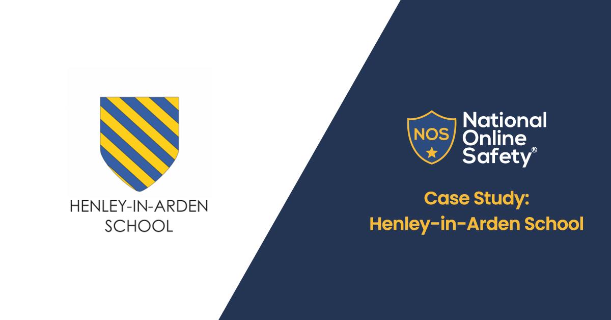 Case Study: Henley-in-Arden School