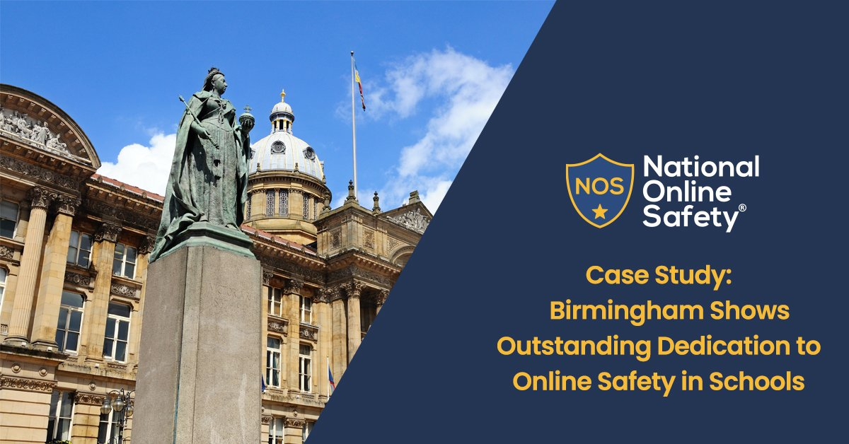 Birmingham Shows Outstanding Dedication to Online Safety in Schools