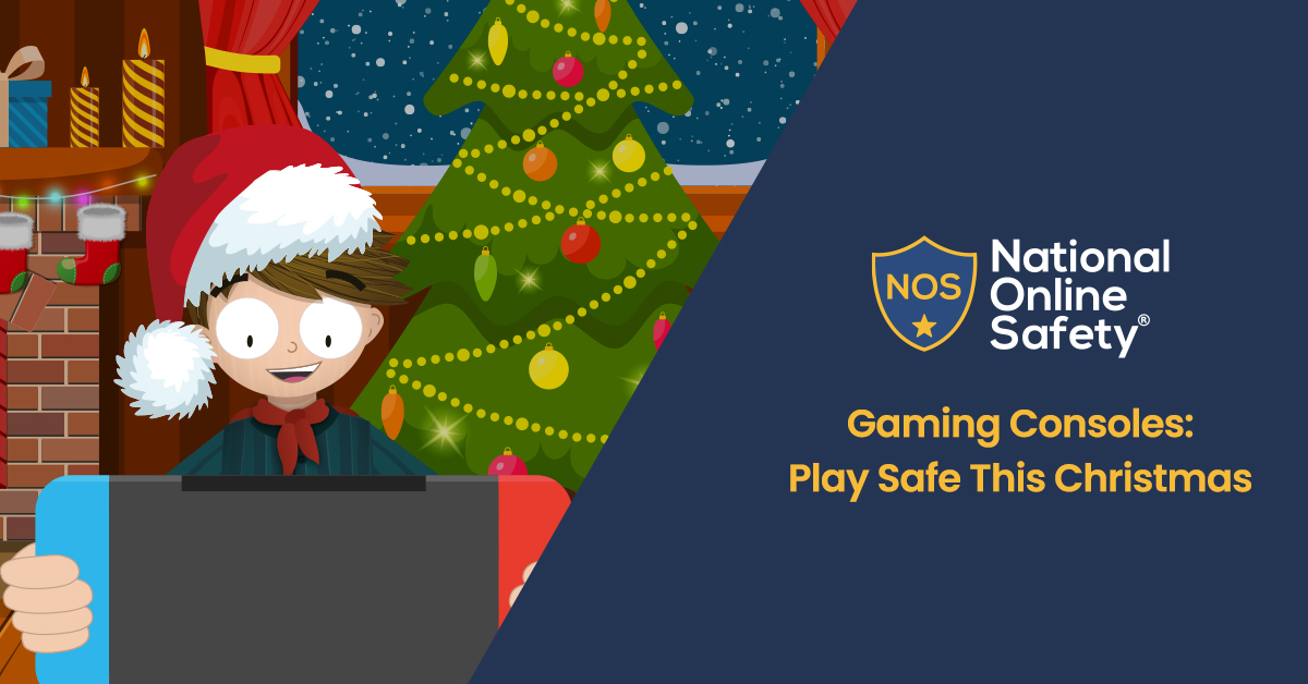 Gaming Consoles: Play Safe This Christmas