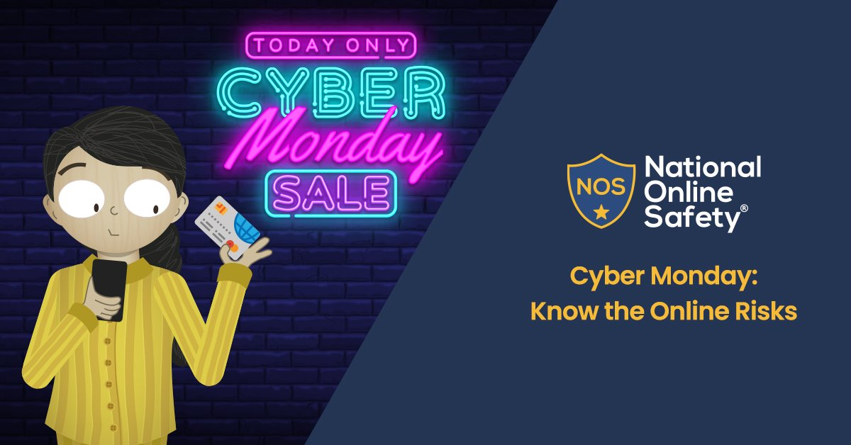 Cyber Monday: Know the Online Risks