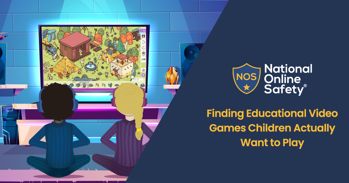 Finding Educational Video Games Children Actually Want to Play