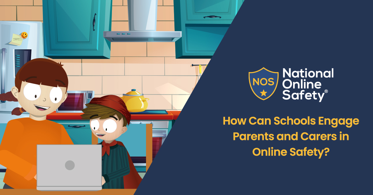 How Can Schools Engage Parents and Carers in Online Safety?