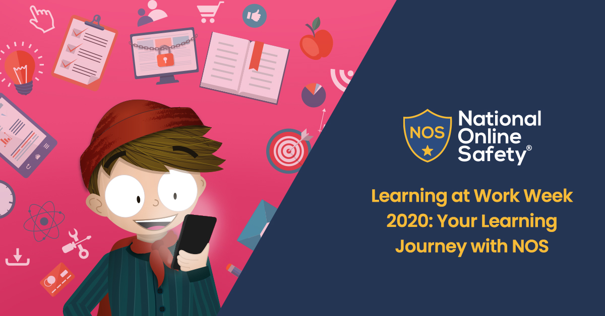 Learning at Work Week 2020: Your Learning Journey with NOS