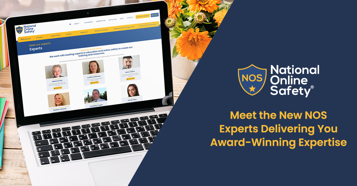 Meet the New NOS Experts Delivering You Award-Winning Expertise