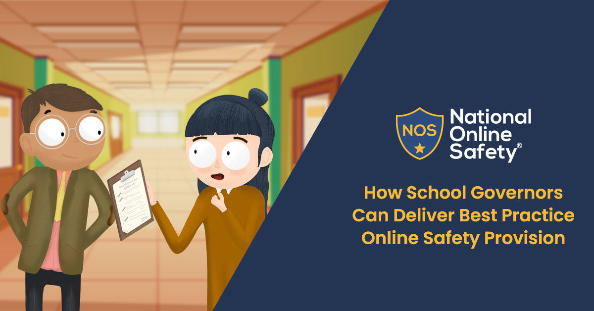 How School Governors Can Deliver Best Practice Online Safety Provision