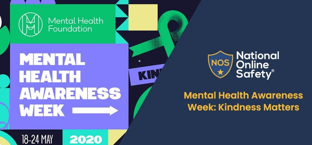Mental Health Awareness Week: Kindness Matters