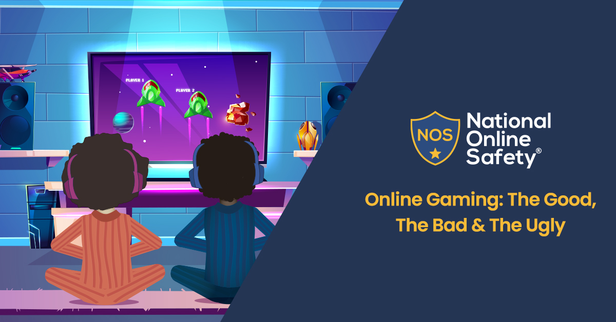 Online Gaming: The Good, The Bad & The Ugly