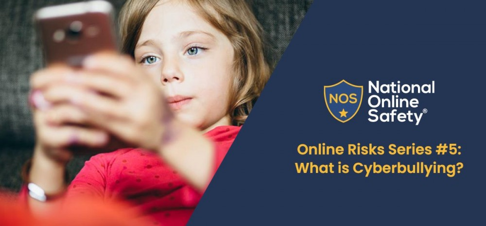 Online Risks Series #5: What is Cyberbullying?