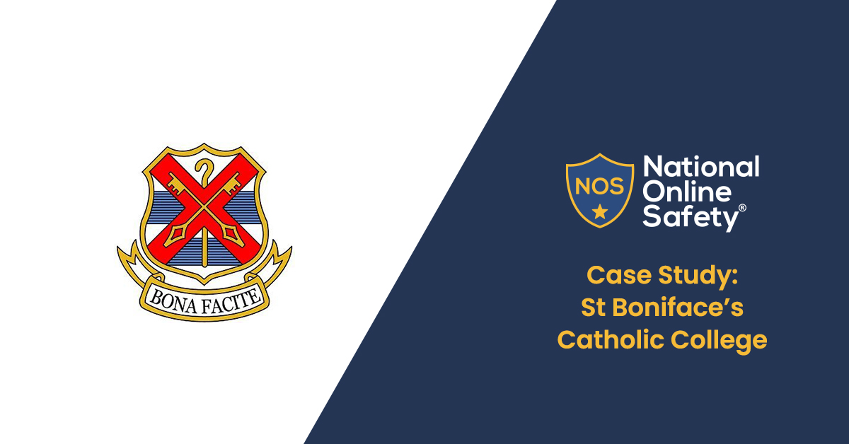Case Study: St Boniface's Catholic College