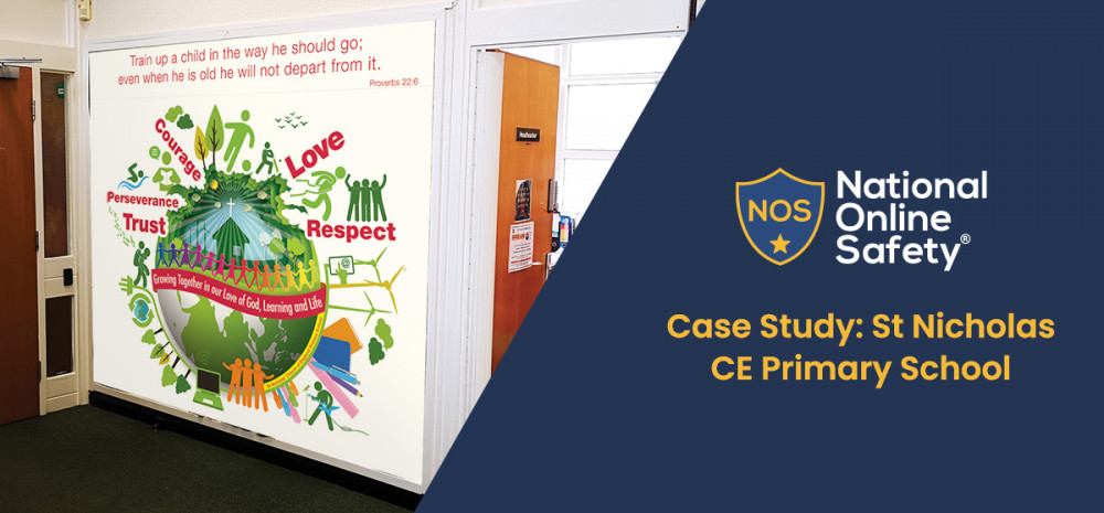 Case Study: St Nicholas Church of England Primary School